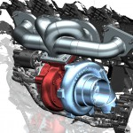 mercedes-cls-motor-raum-assembly 19