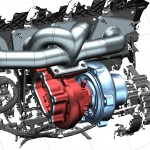 mercedes-cls-motor-raum-assembly 20